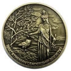 Athenian Medallion