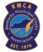 Kentucky Municipal Clerks Logo