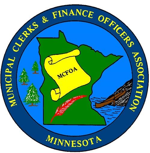 Municipal Clerks & Finance Officers Association of Minnesota Color Logo