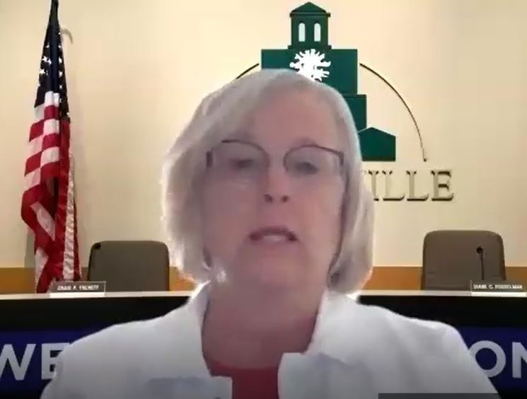 President Mary Johnston Welcome video screenshot