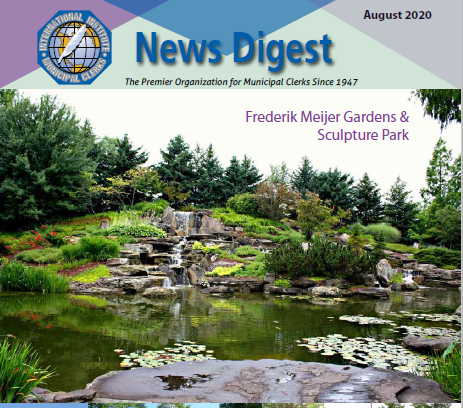 August News Digest Cover