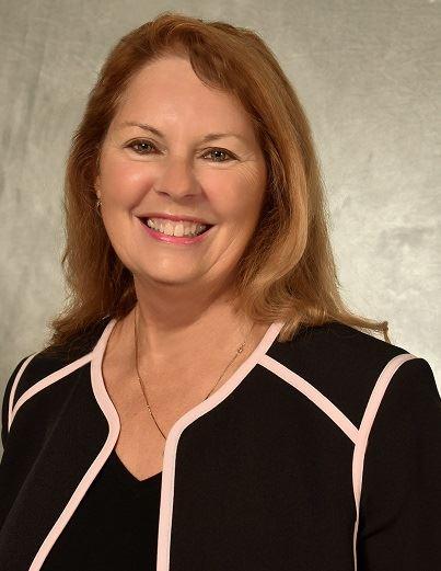 Photo of Vice President Pamela Smith, MMC