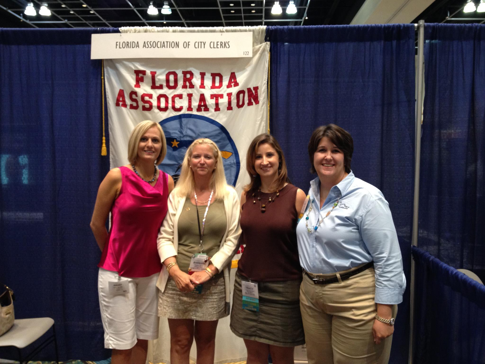 FACC Booth at FLOC-2012