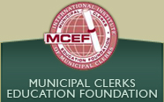 MCEF - Municipal Clerks Education Foundation