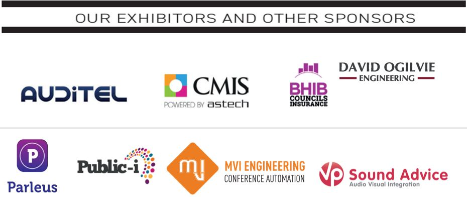 Exhibitors and Sponsors